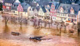 Sumpfweg Hochwasserschutz