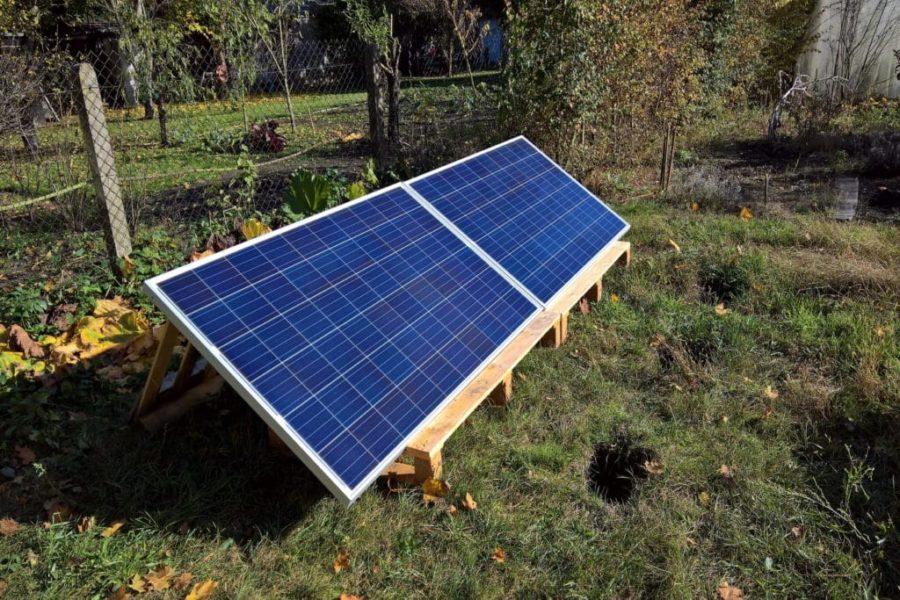 Bürgerenergie Photovoltaik